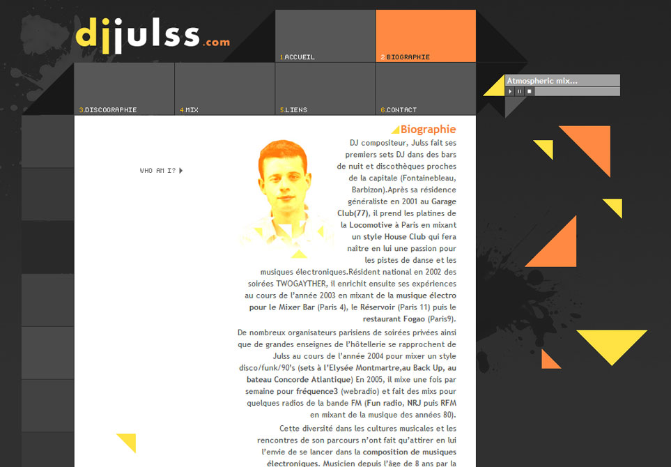 DJJulss - biographie